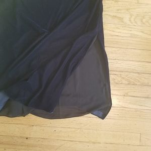Good American Dresses - Good American Slip City Velvet Dress